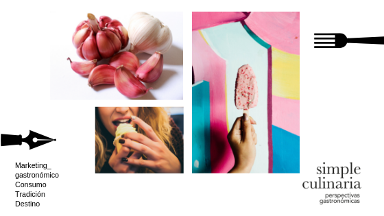 marketing gastronómico, consumo, tradición culinaria, destinos gastronómicos, son los temas que abordamos en simple culinaria