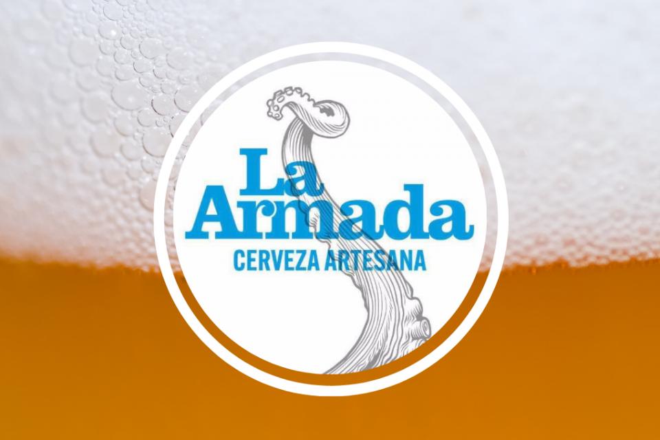 La Armada cerveza artesana, donde analizamos la historia del naming, el branding y los orígenes