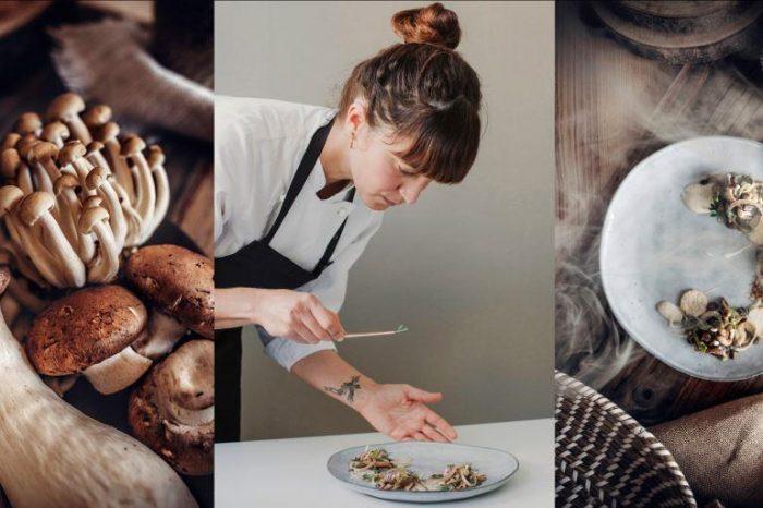 El recorrido de Carolina R. Chinea a través de la cocina vegana