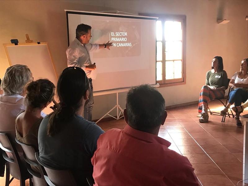 Cátedra de Agroturismo y Enoturismo de Canarias para el post de simple culinaria
