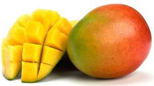 frutas tropicales de canarias, el mango de la La Gomera