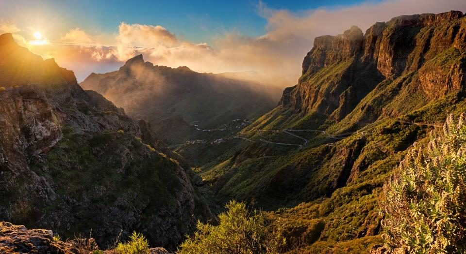 PAISAJES PRODUCTIVOS DE CANARIAS | El sabor de los Parques  Rurales  de Tenerife